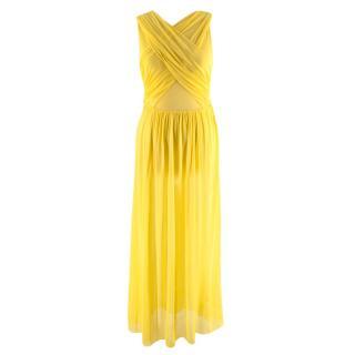 Emilio Pucci Yellow Dress