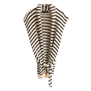 Weekend Max Mara Striped Knit Vest