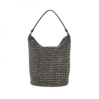 Alexander Wang Wangloc Crystal Embellished Bag