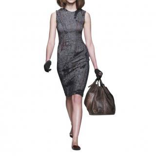 Bottega Veneta Wool Blend Knit Dress
