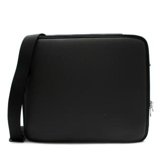 Louis Vuitton Taiga Leather Crossbody Briefcase
