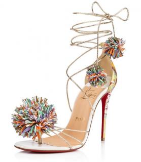 Christian Louboutin Nappa Starouchi Sandals