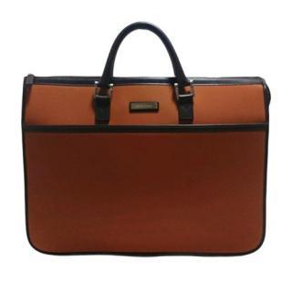 Burberry Nylon Vintage Business Bag