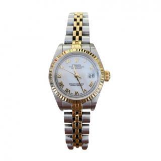 Rolex 26mm Gold & Stainless Steel 26mm Datejust Watch