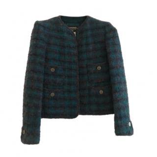 Chanel Boutique Vintage Fantasy Tweed Jacket