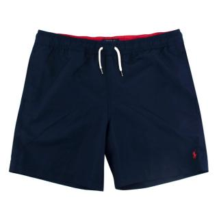 Polo Ralph Lauren Navy Swim Shorts