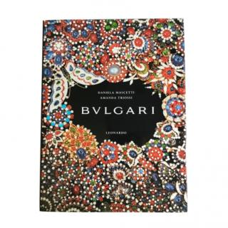 Bvlgari Icon Jewellery Coffee Table Book with Dust Jacket & Box
