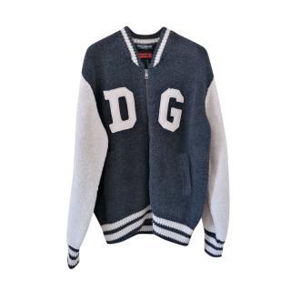 Dolce & Gabbana DG Millenials Men's Bomber Jacket