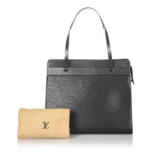 Louis Vuitton Epi Croisette PM Shoulder Bag
