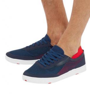 Orlebar Brown Blue Dual Purpose Sneakers