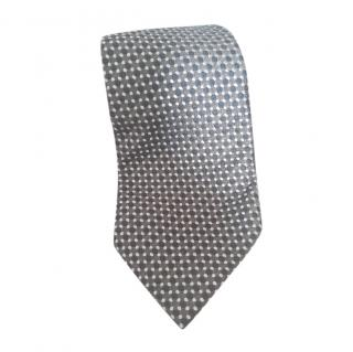 Tom Ford Embroidered patterned Silk Tie
