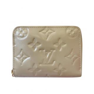 Louis Vuitton Vernis Small Zip Around Wallet