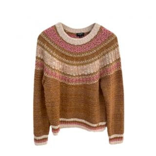 Chanel Paris/Egypt Cashmere, Wool & Silk Jumper