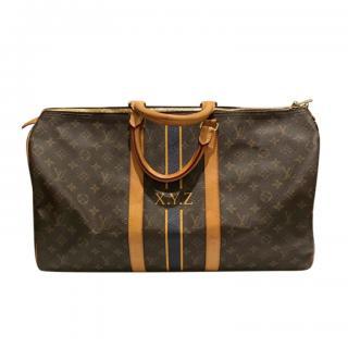 Louis Vuitton Monogram Keepall Travel bag