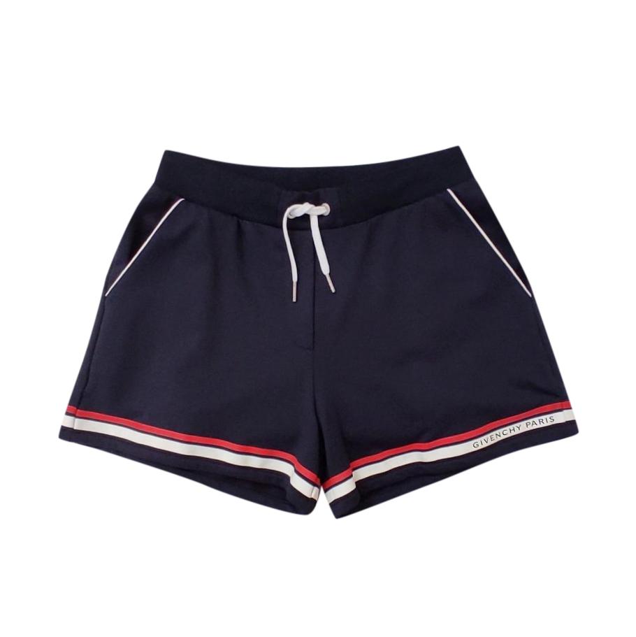 Givenchy Kids 12+ Blue Shorts