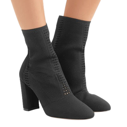 Gianvito Rossi stretch-knit sock boots