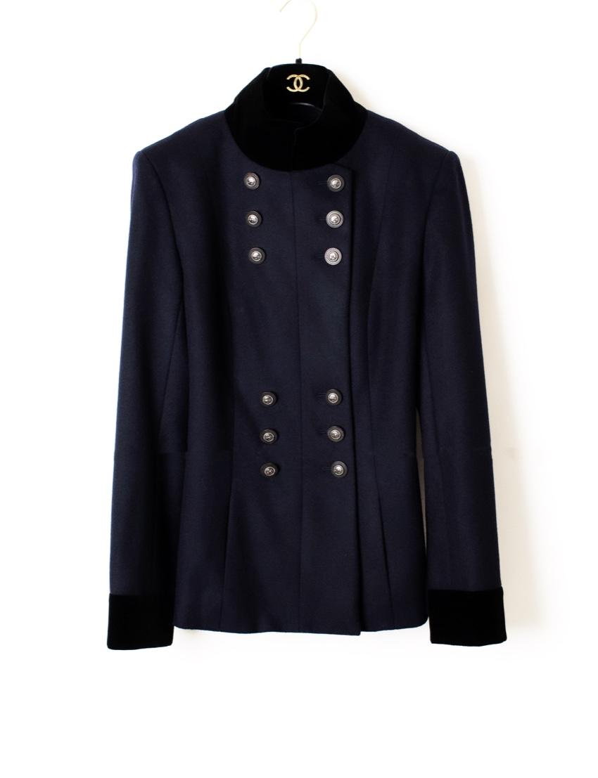 Chanel Paris/Dallas Little Black Jacket