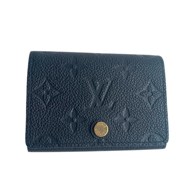 Louis Vuitton Monogram Empreinte Card Holder