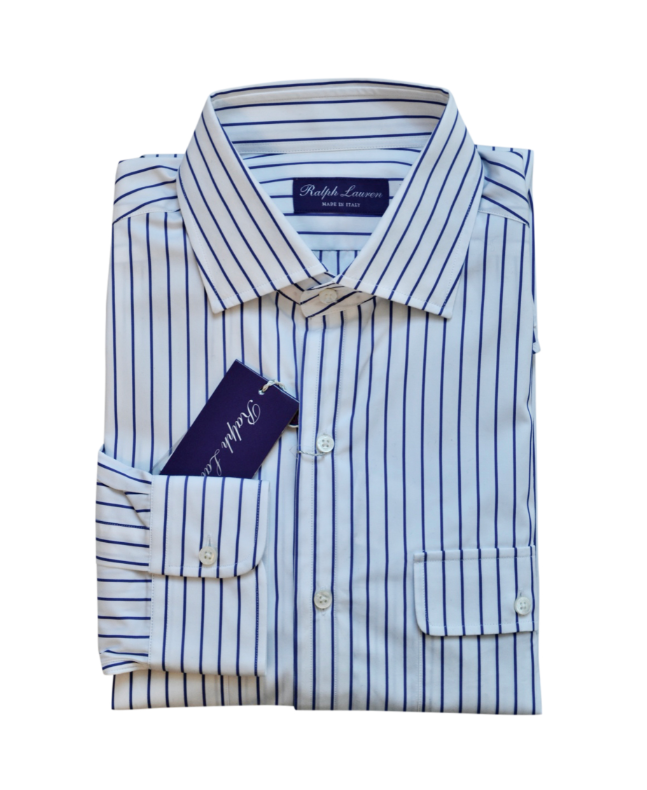 Ralph Lauren Purple Label Striped Shirt