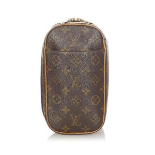 Louis Vuitton Monogram Gange Pochette Crossbody Bag