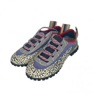 Acne Studios Bia Konst Multi Coloured Sneakers