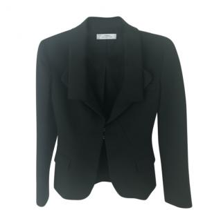 Versace Collection Black Tailored Jacket