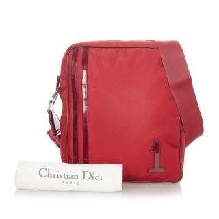 Dior Trotter Nylon Crossbody Bag