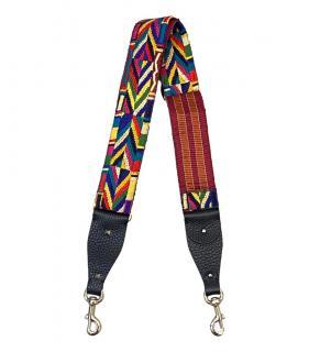 Valentino Embroidered Shoulder Strap