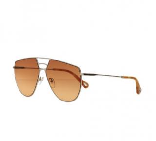Chloe CE139S 805 Ricky Gold Sunglasses