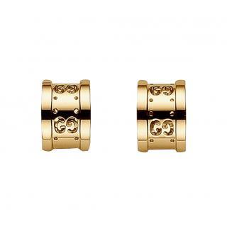 Gucci 18ct Yellow Gold Icon Twirl Earrings