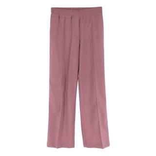 Paul Smith Wool Dusty Pink Trousers
