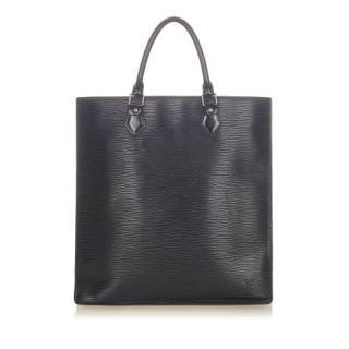 Louis Vuitton Epi Sac Plat PM Tote Bag