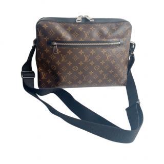 Louis Vuitton Torres Macassar Monogram Messenger Bag