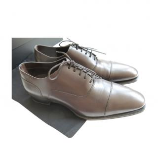 DSquared2 Brown Leather Oxfords