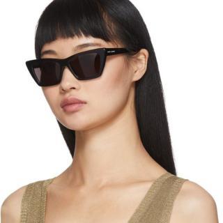 Saint Laurent Black SL 276 MICA Sunglasses
