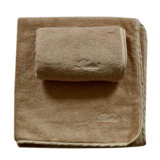 Pratesi Home Beige Terry Towel Set