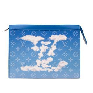 Louis Vuitton Monogram Clouds Pochette A4 - Sold Out/Rare