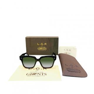 L.G.R For Space Giants Dakhla Havana Sunglasses