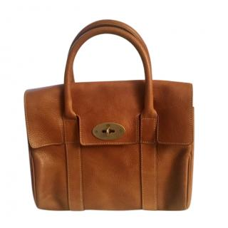 Mulberry Tan Small Bayswater Bag