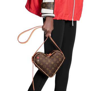 Louis Vuitton Monogram Game On Coeur Crossbody Bag