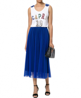 Dolce & Gabbana Capri 10 Embellished Vest