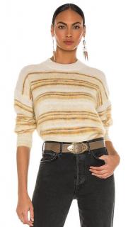Isabel Marant Etoile Gatliny Sweater in yellow