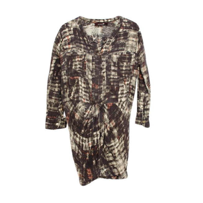 Isabel Marant Silk Cover-Up