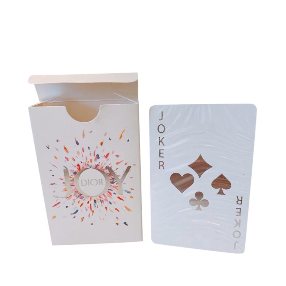 Dior VIP Joy Playing Cards