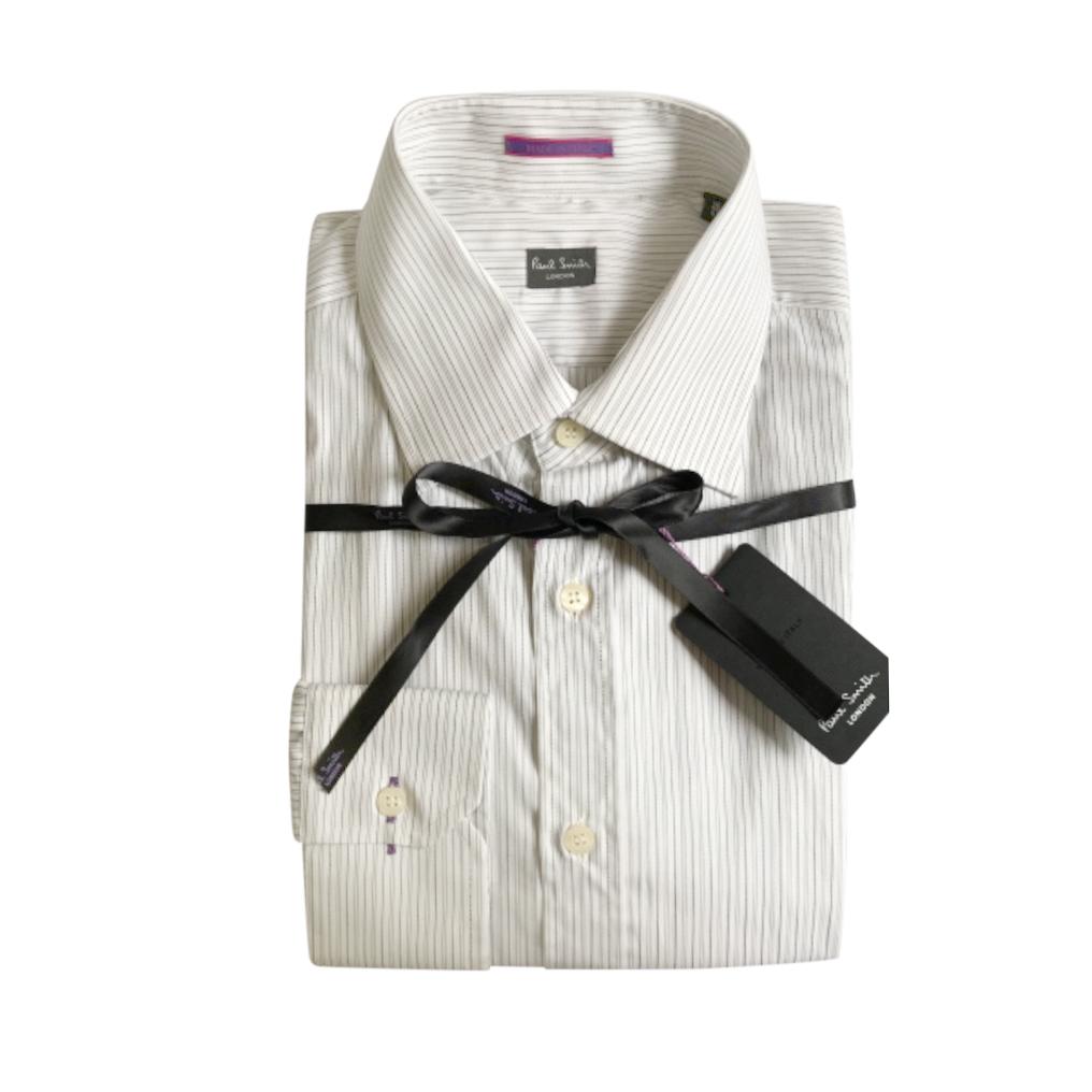 Paul Smith Striped Formal Men's Shirt