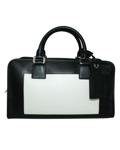 Loewe Vintage Bicolor Amazona 28 Handbag