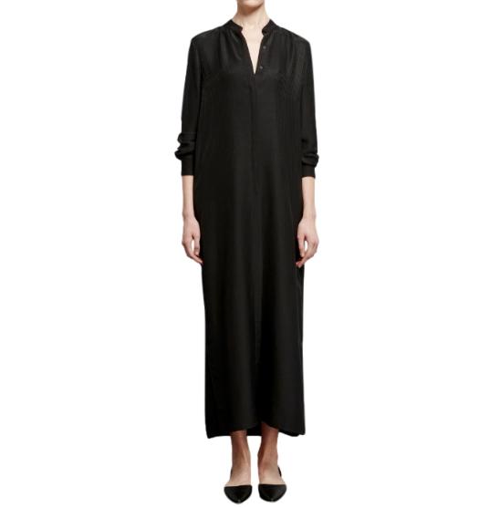 Catherine Quin Black Neutra Dress
