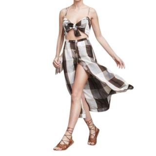 Reformation Sandlot Petite Riley Dress