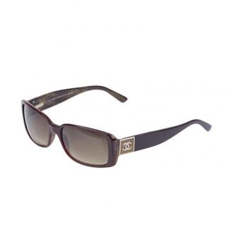 Chanel 5115Q Brown Sunglasses