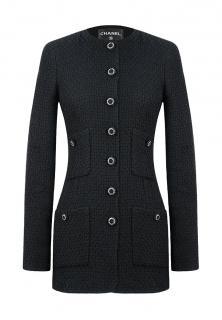 Chanel Paris/London Little Black Jacket